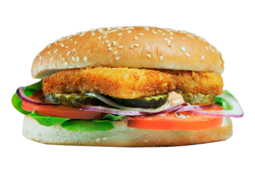 FISKEBURGER