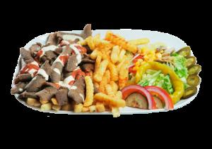 kebab middag